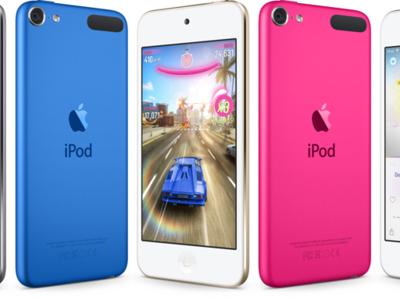 Ya tenemos los primeros tests de rendimiento del nuevo iPod touch
