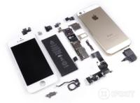El iPhone 5S, destripado