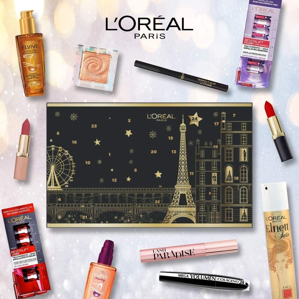 L'Oreal Paris Make-up Designer Calendario De Adviento 2020