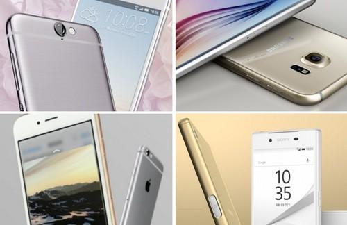 Un repaso a la evolución de los smartphones con diseño más cuidado