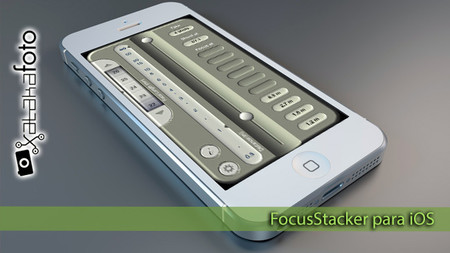 FocusStacker para iOS, ayuda para aplicar la técnica Focus Stacking