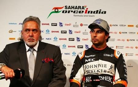 Force India entra en concurso de acreedores y señala con el dedo a Sergio Pérez como culpable