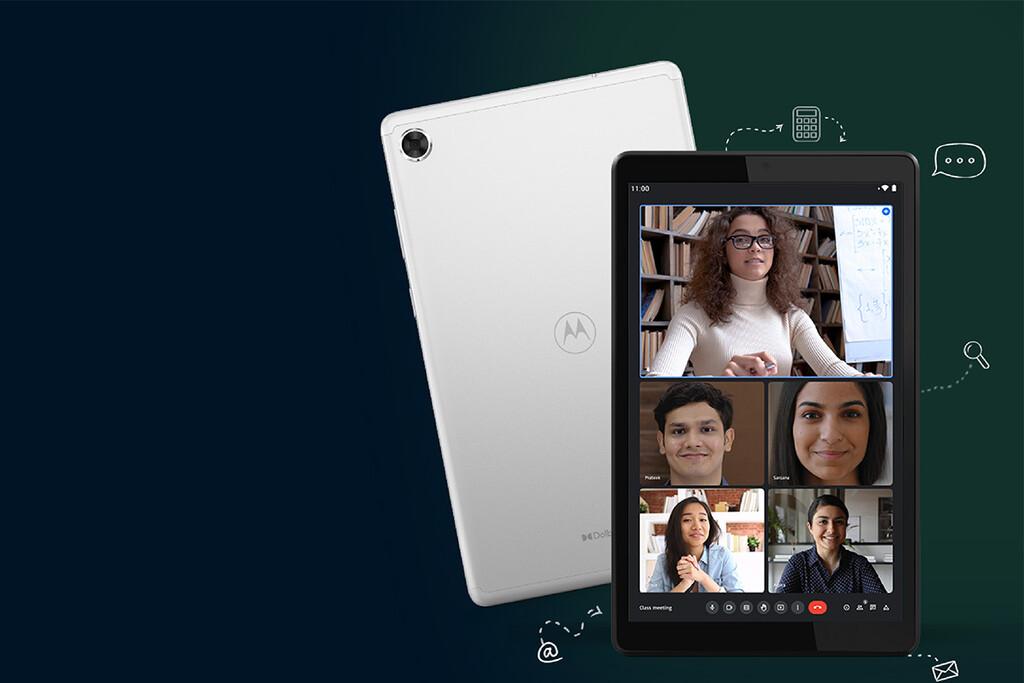 Moto Tab G20: la primera tablet de Motorola en años es barata y se centra en los niños