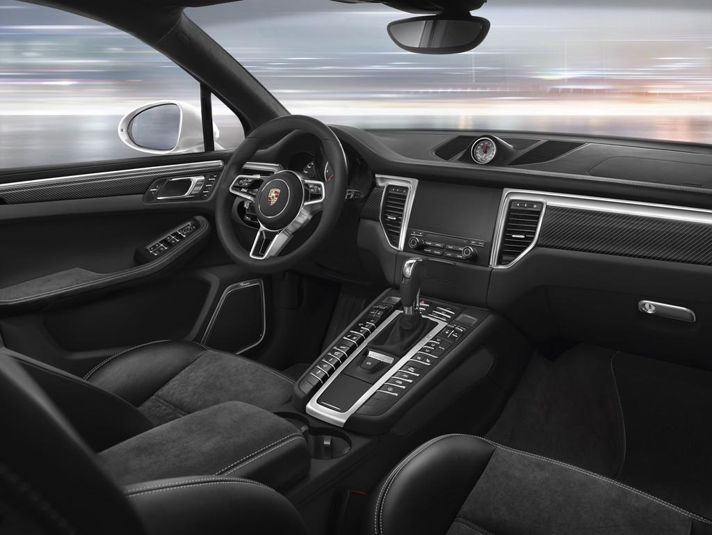 Porsche Macan Turbo Prueba 24