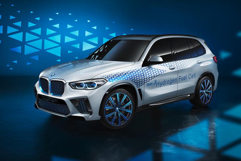 El BMW i Hydrogen NEXT abre la puerta a los coches de hidrógeno en BMW, y el X5 será el primero