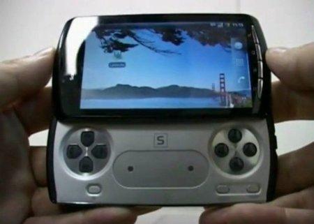 Al PSP Phone se le cae la PlayStation del nombre