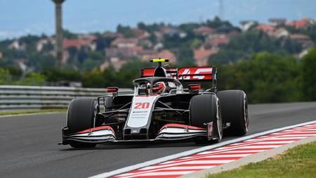 Magnussen Hungria F1 2020