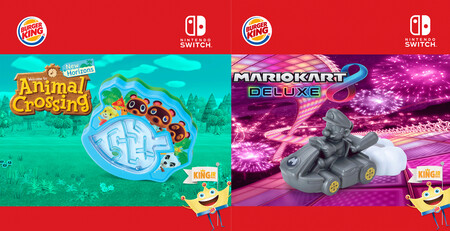 Nintendo Burger 4