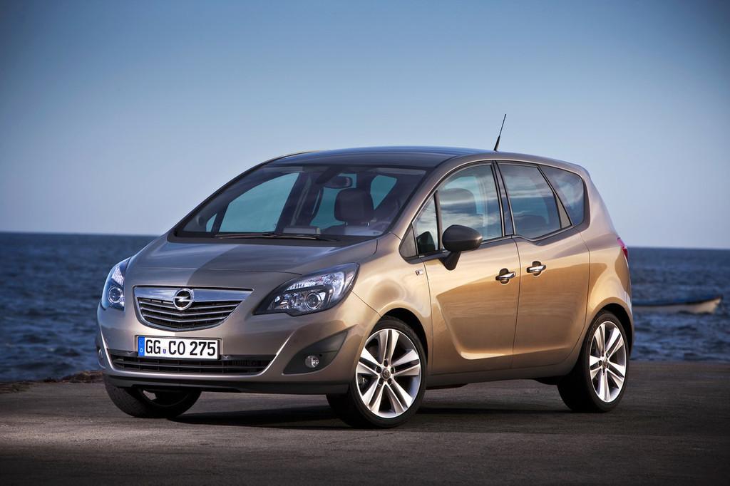 Foto de Opel Meriva (23/69)