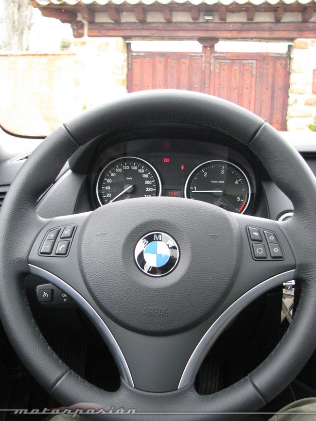 Foto de BMW X1 xDrive23d (prueba) (27/34)