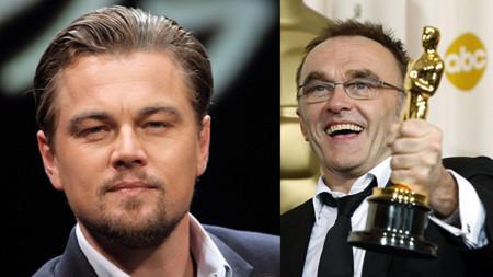 Leonardo DiCaprio y Danny Boyle