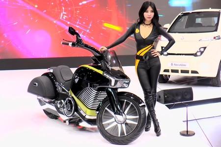 Las motos eléctricas de NeuWai podrían llegar a España con 145 km de autonomía y una estética... cuestionable