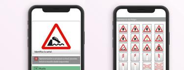 Siete aplicaciones de test para aprobar el examen del carnet de conducir