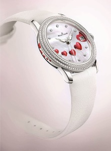 Blancpain presenta un reloj ideal para este San Valentín 2013