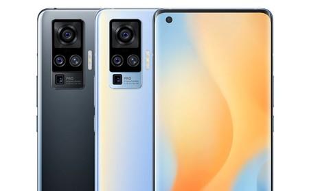 Nuevos Vivo X50, X50 Pro y X50 Pro+: un trío de móviles 'gaming' con estabilización gimbal y carga ultrarrápida