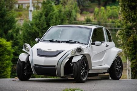 Courb C-Zen, el coche eléctrico de Lyon, a la venta a partir de abril