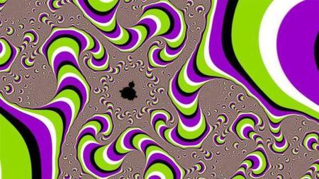 Como si hubieras tomado LSD y otras ilusiones ópticas