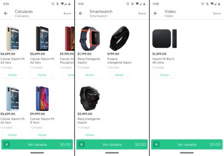 Xiaomi Rappi Venta Domicilio Ciudad De Mexico Smartphones Smartwatches
