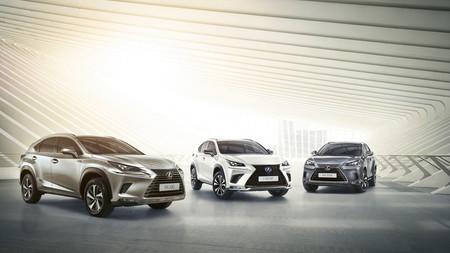 El Lexus NX 300h estrena gama para ofrecer más conectividad y sistemas de seguridad, a partir de 41.900 euros