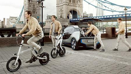 BMW iPedelec Concept