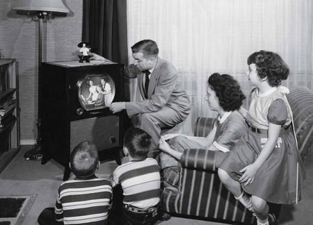 En 60 años, así ha cambiado nuestra forma de ver la tele