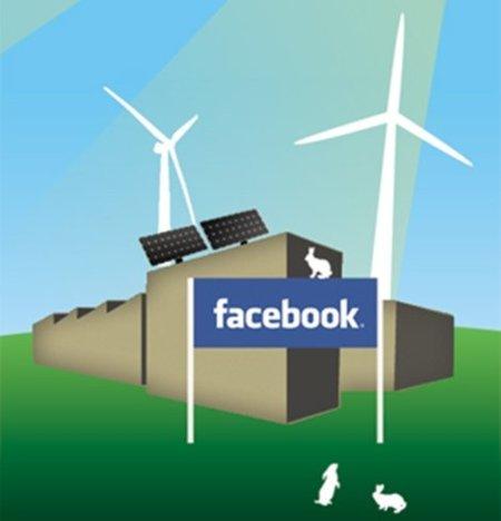 """Greenpeace contra el """"carbón"""" de Facebook"""