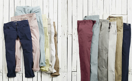 Pantalones HE by mango
