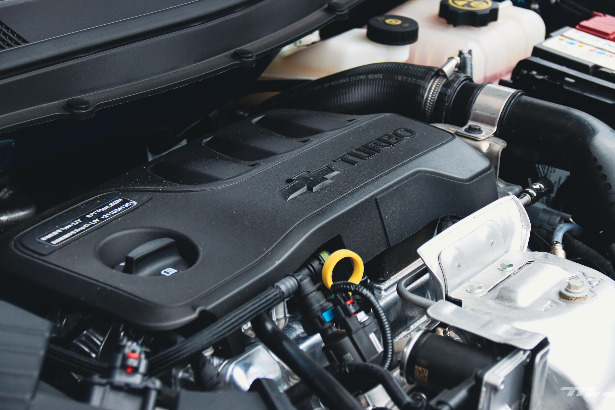 Foto de Chevrolet Cavalier Turbo 2022: Primer vistazo (2/37)