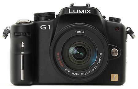 Panasonic Lumix G1, llega la primera cámara Micro Cuatro Tercios