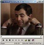 MovieSnapshot nos permite captura un frame del video