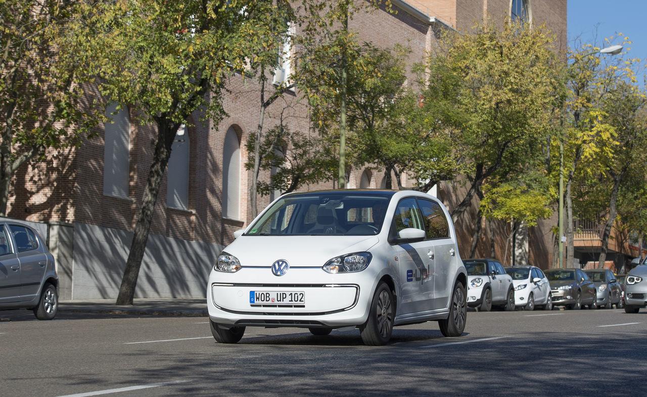 Foto de Volkswagen e-up! (20/26)