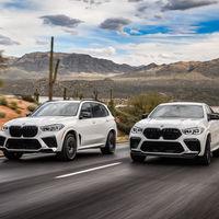 BMW X5 y X6 M Competition 2021: Precios, versiones y equipamiento en México