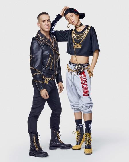 Así luce la colección (¡al completo!) de Moschino para H&M