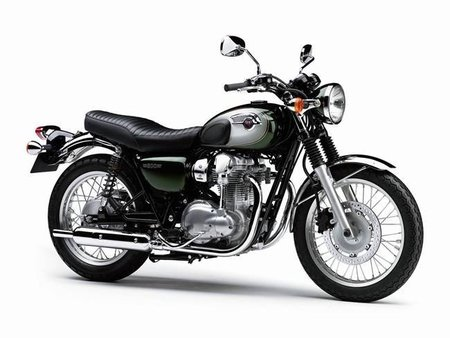 Kawasaki W800, una mirada hacia el pasado