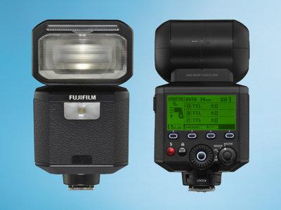 Fujifilm presenta el flash EF-X500, confirma sus próximos objetivos y actualiza la X-Pro2