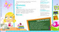 Biblioteca escolar digital para educación infantil