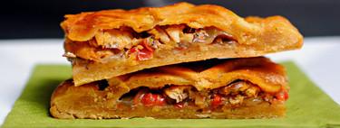 Siete recetas de empanadas para el Picoteo del Finde