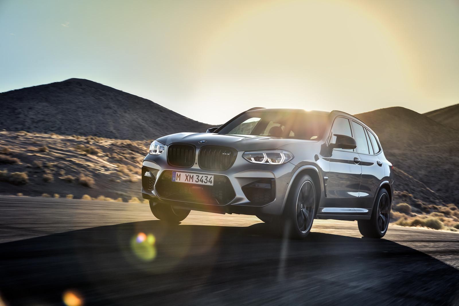 Foto de BMW X3 M 2020 (Presentación) (44/80)