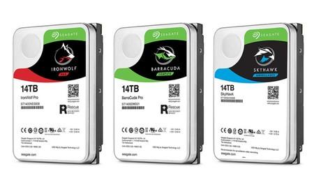 Seagate y sus unidades de 14 TB dejan claro que aún hay cabida para el disco duro tradicional