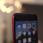 iPhone 7 (PRODUCT)RED con frontal negro: así puedes montarte uno