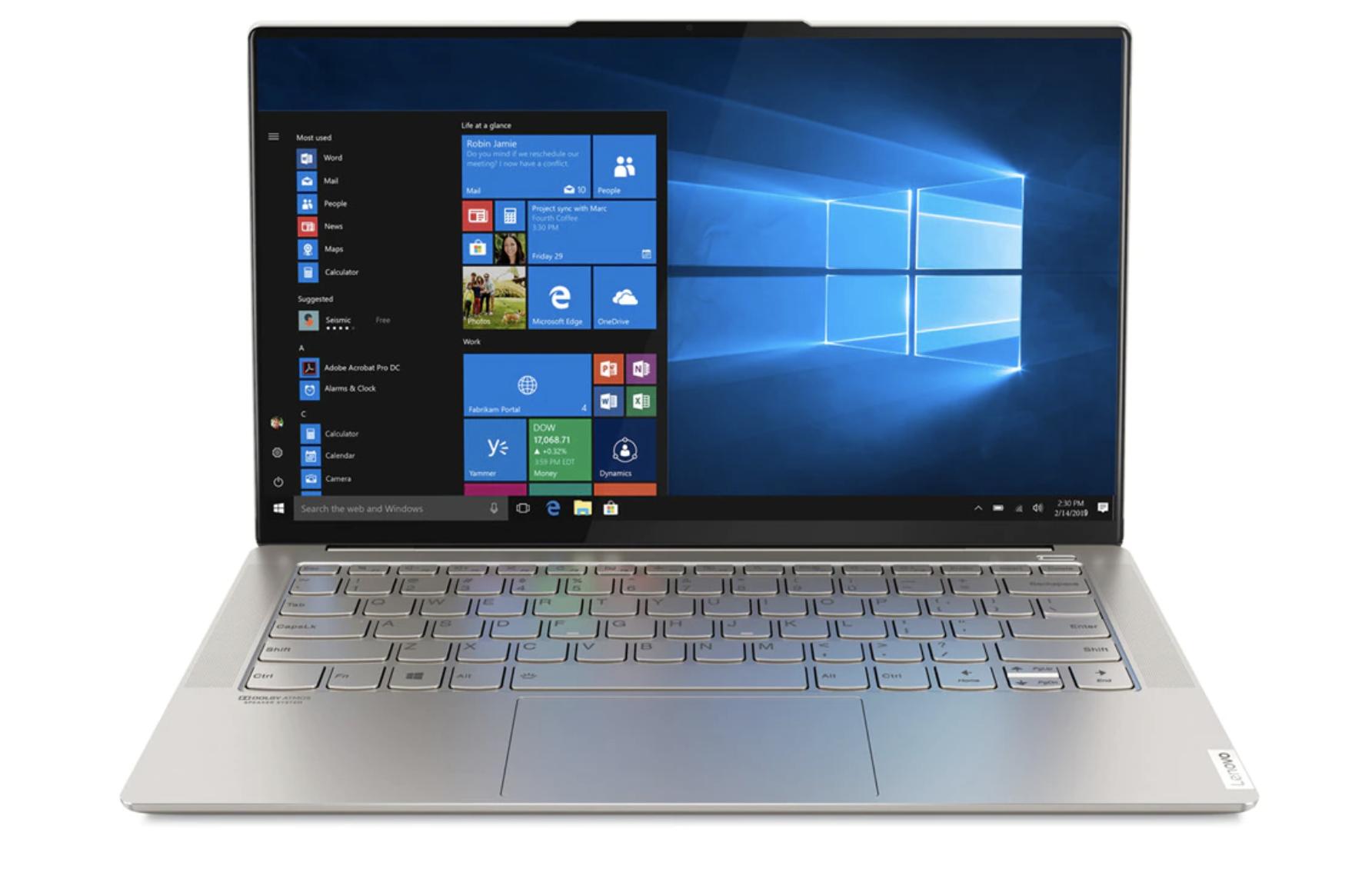 Lenovo Yoga S940-14, i7, 16 GB, 1 TB SSD