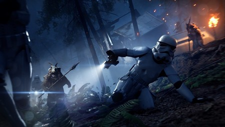 Star Wars Battlefront Ii Ewok 02