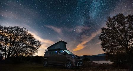 Toyota Proace Verso Camper 2019, precio