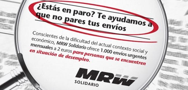 MRW desempleados