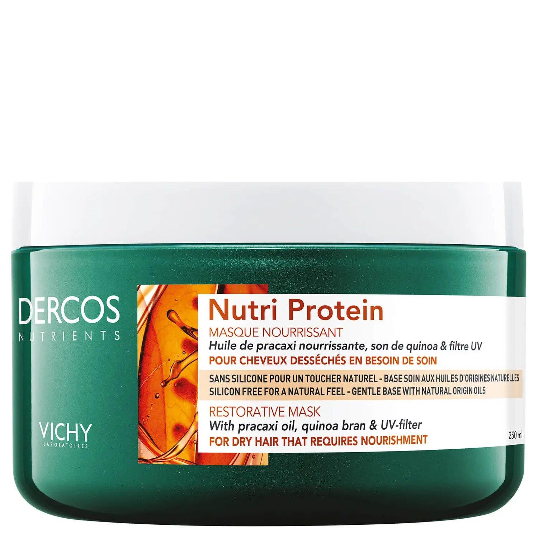 Mascarilla de proteínas Dercos Nutri Protein de Vichy 250 ml