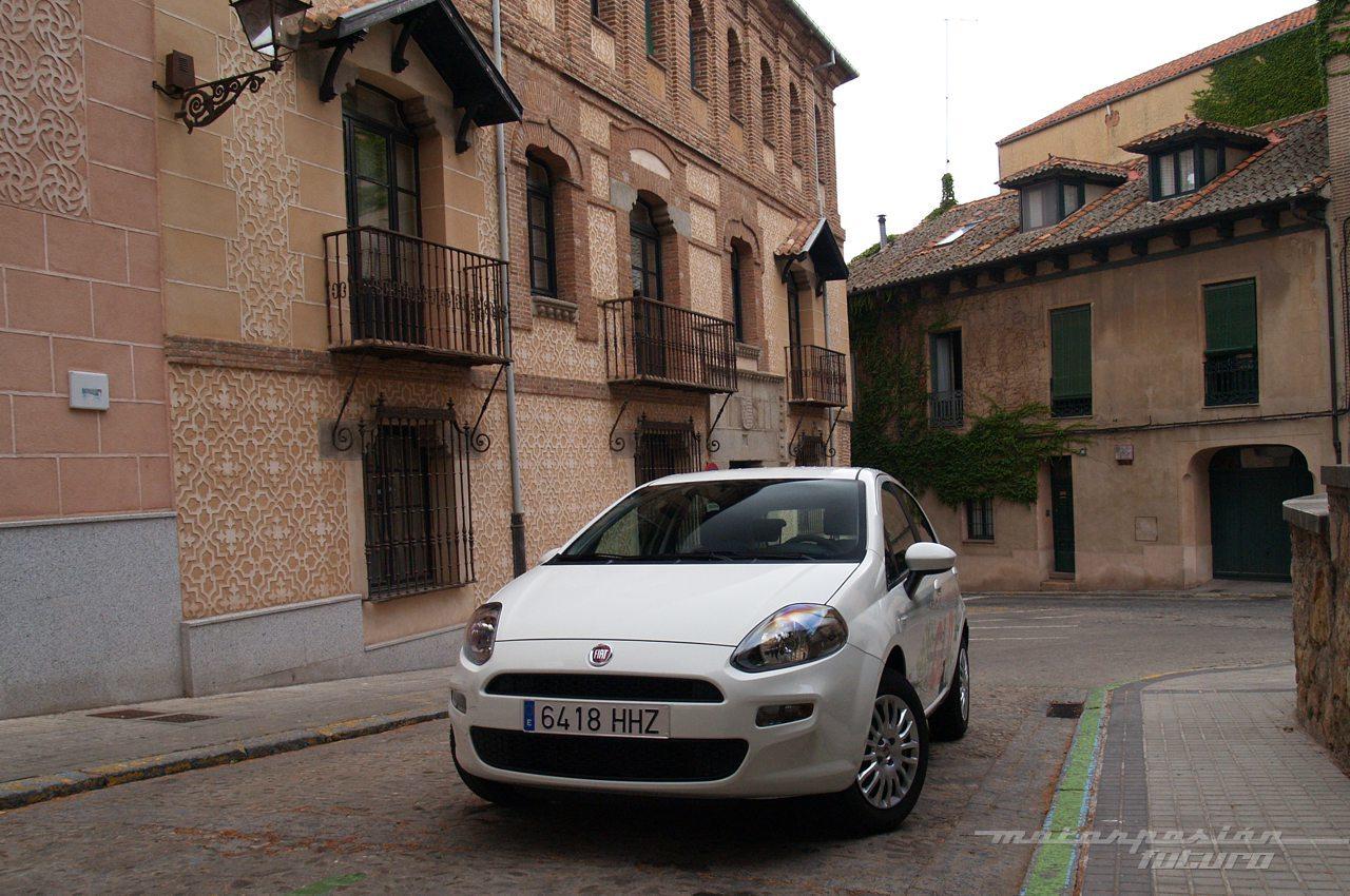 Foto de Fiat Punto GLP (prueba) (3/27)