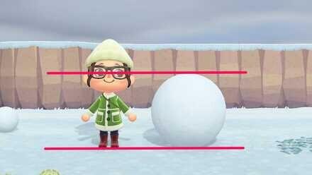 Animal Crossing New Horizonz Guia Muneco Nieve 02