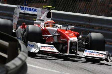 Timo Glock podría estar llamado a ser el segundo piloto de Renault