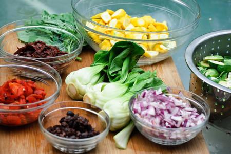 Método para llevar una dieta saludable toda la semana