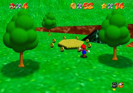 Super Mario 64 Mundo1 Estrella7 02